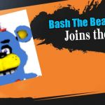 Smash Bros. | Bash The Bear | image tagged in smash bros | made w/ Imgflip meme maker
