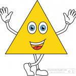 smiling triangle