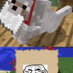 Minecraft Mail | WE JUST GOT A LETTER | image tagged in minecraft mail | made w/ Imgflip meme maker