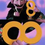 Count eight infinity meme