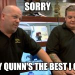 Pawn stars best I can do | SORRY HARLEY QUINN'S THE BEST I CAN DO | image tagged in pawn stars best i can do | made w/ Imgflip meme maker