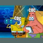 Spy | CDC CDC | image tagged in spy | made w/ Imgflip meme maker
