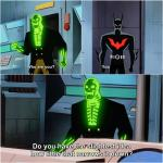 Batman Beyond meme