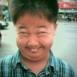 funny asian face | WHEN YOUR NEIGHBOR FIGURES OUT YOU ATE THERE DOG | image tagged in funny asian face | made w/ Imgflip meme maker