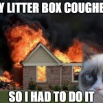 "Version 2 of ""I HAD TO DO IT"" 