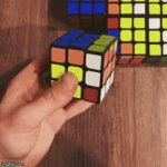 Will Smith rubik's cube gif | image tagged in gifs,gif,will smith,funny,rubik's cube,rubik cube | made w/ Imgflip video-to-gif maker