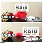 elmo cocaine | ADVERTISING GAMEPLAY ADVERTISING GAMEPLAY | image tagged in elmo cocaine | made w/ Imgflip meme maker