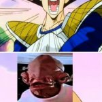 It a trap! | ACKBAR WAIT ITS A TRICK! ITS A TRAP!!!! | image tagged in memes,no nappa its a trick | made w/ Imgflip meme maker