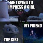 Night Fury Meme Generator Imgflip