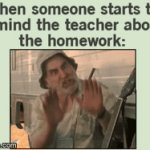 omg soo trueee | image tagged in gifs,memes,school,funny memes | made w/ Imgflip video-to-gif maker
