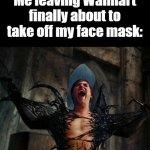 spider man ripping off symbiote Meme Generator - Imgflip