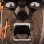 Avdol scream meme