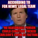 "Fox ""Tabloid"" Entertainment Network 
