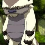 appa | SUN IS DOWN FREAZING COLD | image tagged in appa | made w/ Imgflip meme maker