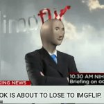 Haha | TIK TOK IS ABOUT TO LOSE TO IMGFLIP. | image tagged in gifs,lol,fake news | made w/ Imgflip video-to-gif maker
