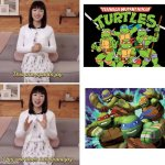 Glad I got to enjoy them from the beginning. | image tagged in this one sparks joy,teenage mutant ninja turtles,ninja turtles | made w/ Imgflip meme maker