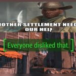 Fallout 4 Everyone Disliked That | P | image tagged in fallout 4 everyone disliked that | made w/ Imgflip meme maker