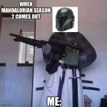 "Mandalorian ""Crusader"" 