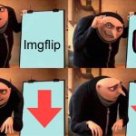The greatest meme | Imgflip | image tagged in memes,gru's plan | made w/ Imgflip meme maker