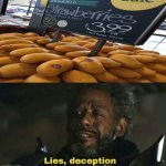 Those aren't strawberries. | image tagged in sw lies deception,funny,memes,strawberries,you had one job,meme | made w/ Imgflip meme maker