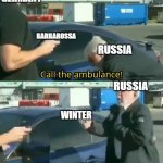 Call An Ambulance But Not For Me Meme Generator Imgflip You can also explore popular soundboards on this page. call an ambulance but not for me meme