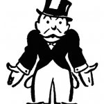 Confused Uncle Pennybags