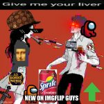 New On Imgflip | NEW ON IMGFLIP GUYS | image tagged in woman shouting knives | made w/ Imgflip meme maker