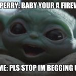 Happy Baby Yoda Meme Generator Imgflip