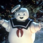 Stay Puft Marshmallow Man meme
