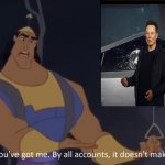 My Man Said it was bulletproof | image tagged in kronk - doesn't make sense captioned | made w/ Imgflip meme maker