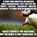 """We're gonna make more money. You're not!"" 