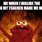 ? | ME WHEN I DISLIKE THE VIDEO MY TEACHER MADE ME WATCH | image tagged in gifs,funny | made w/ Imgflip video-to-gif maker