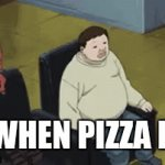 piza rol | ME WHEN PIZZA ROLE | image tagged in gifs,funny,meme | made w/ Imgflip video-to-gif maker