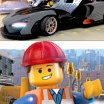 Lego car | MY TYPE OF CAR! | image tagged in lego movie emmet,memes | made w/ Imgflip meme maker