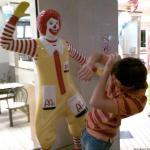 McDonald slap meme