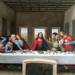 Last Supper meme