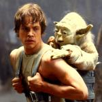 Luke and Yoda meme
