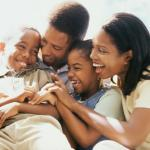 Happy Black Family meme