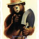 Smokey The Bear meme