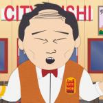 Mr Lu Kim South Park meme