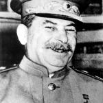 Stalin smile meme