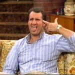 al bundy couch shooting meme