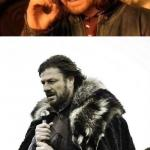 One does not simply winter is coming meme