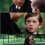 Finding Neverland inverted meme