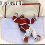 Hockey Fail meme