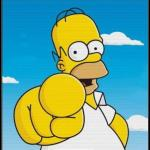 Homer Simpson Ultimate meme