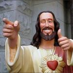 Buddy Christ meme
