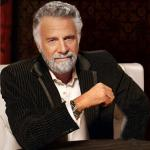 Interesting Man - No Beer meme