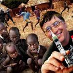 Bill Gates Ebola Virus meme