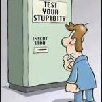 Test Your Stupidity meme
